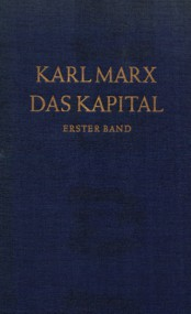 Elena Louisa Lange über Karl Marx: Das Kapital (Band 1-3)