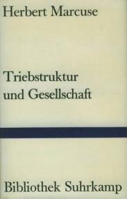 Holger Schatz über Herbert Marcuse: Triebstruktur und Gesellschaft