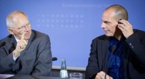 """Der """"deutsche Hegemon"""" und die """"griechische Gefahr"""": Über Recht und Gewalt in der EU"""