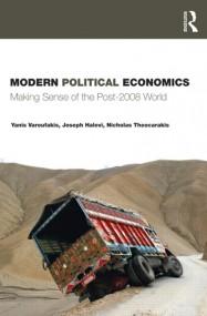 Basil Oberholzer über Yanis Varoufakis: Modern Political Economics