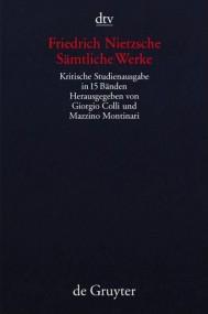 Michael Pfister über Friedrich Nietzsche: Über Wahrheit und Lüge im aussermoralischen Sinne; Die fröhliche Wissenschaft; Zur Genealogie der Moral